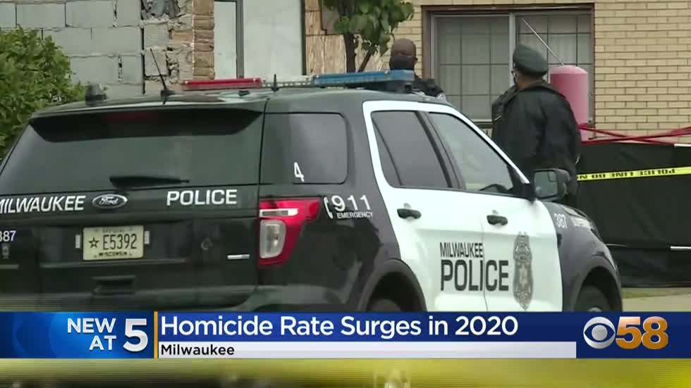 Milwaukee's homicide rate on the rise: 137 fatal shootings...